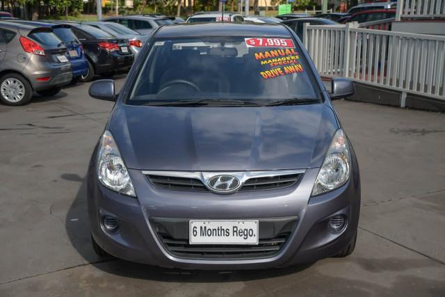 2012 Hyundai I20 PB MY12 Active Hatchback Image 3