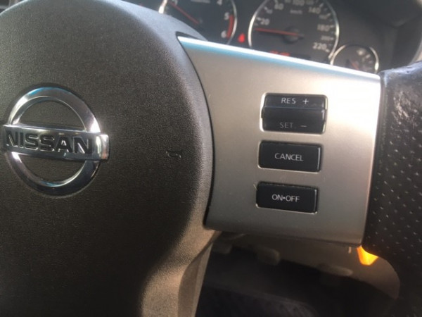 2010 Nissan Navara D40 MY10 ST-X Utility