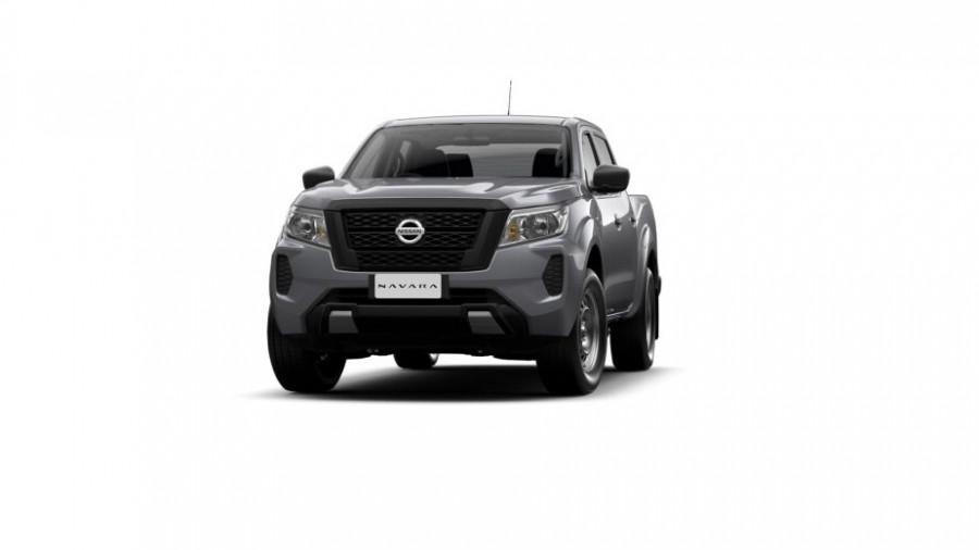 2021 Nissan Navara D23 Dual Cab SL Pick Up 4x4 Ute Image 3