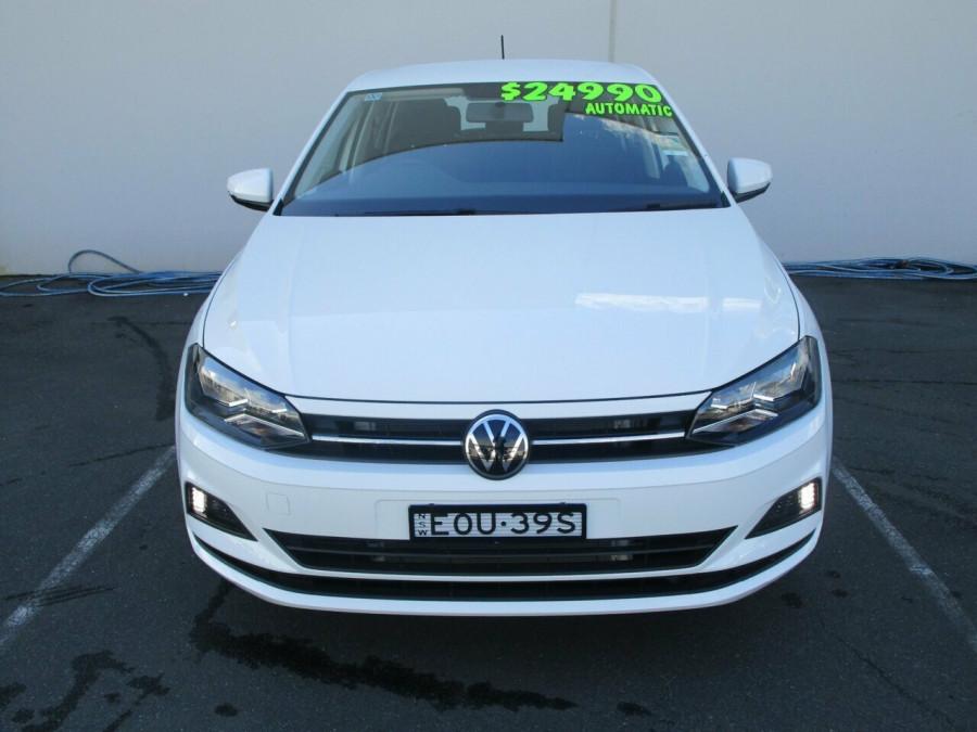 2021 Volkswagen Polo AW  70TSI 70TSI - Trendline Hatchback Image 8