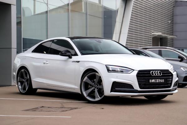 Audi A5 Coupe A5 Coupe F5