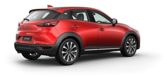 2020 MY0  Mazda CX-3 DK sTouring Suv Mobile Image 12