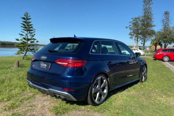 2016 MY17 Audi S3 8V MY17 Hatch Image 3