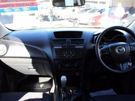 2013 Mazda BT-50 UP0YF1 XT Cab chassis - dual cab
