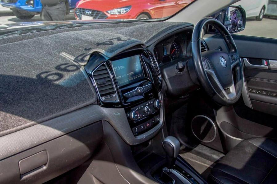 2016 Holden Captiva CG MY16 7 LTZ (AWD) Suv Image 8