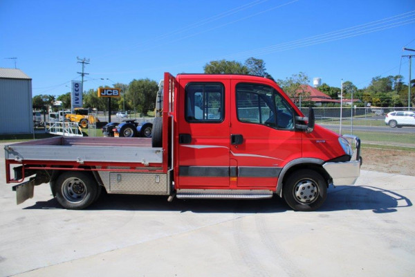 2008 Iveco 50c Daily Dual Cab Truck Image 2