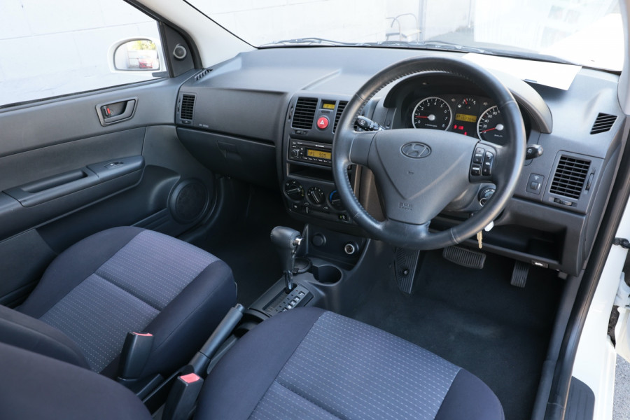 2009 Hyundai Getz TB MY09 SX Hatch Image 8