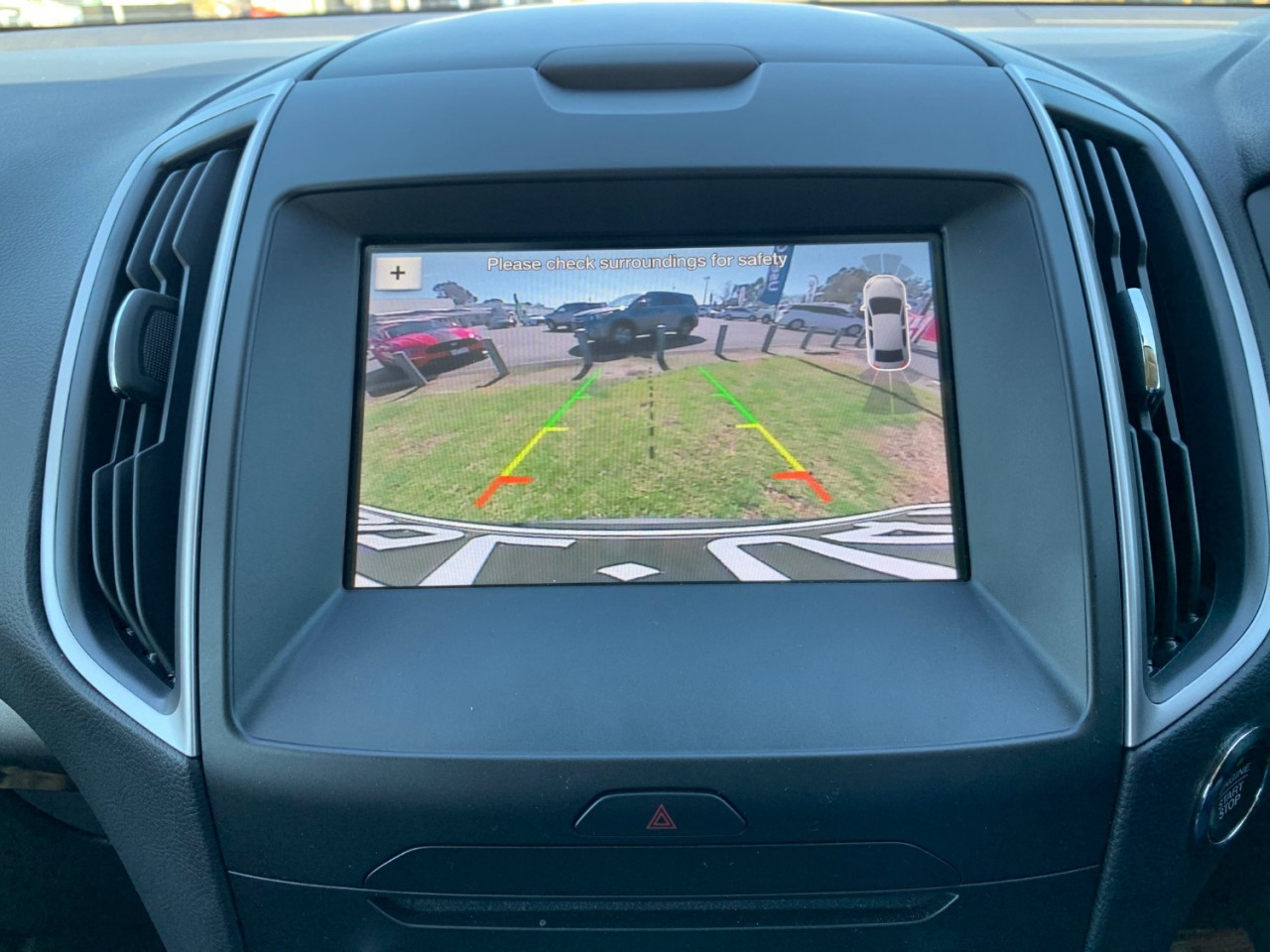 2019 Ford Endura CA Trend Suv Image 14