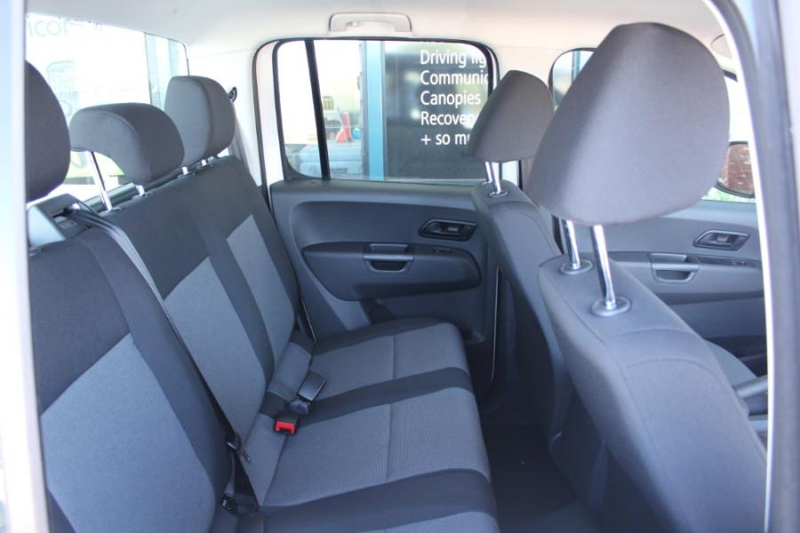 2019 Volkswagen Amarok 2H Core Dual Cab 4x4 Double cab Image 10