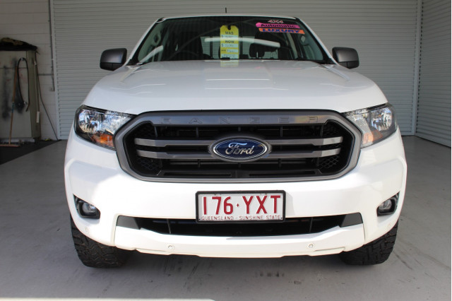 2019 Ford Ranger PX MKIII 2019.00MY XLS Utility Image 3