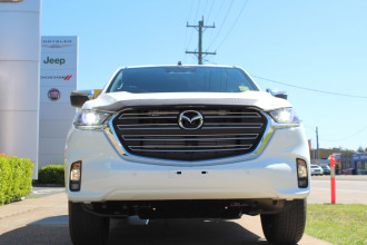 2021 Mazda BT-50 TF GT Cab chassis Image 2