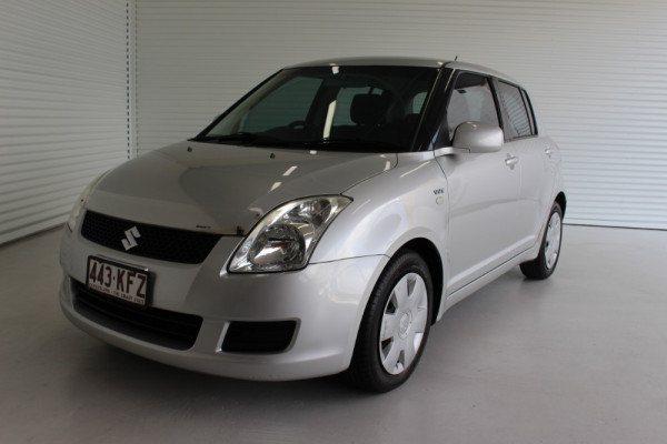 2008 Suzuki Swift RS415 S Hatch Image 4