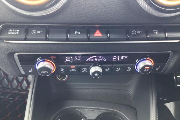 2016 Audi Rs3 Hatchback
