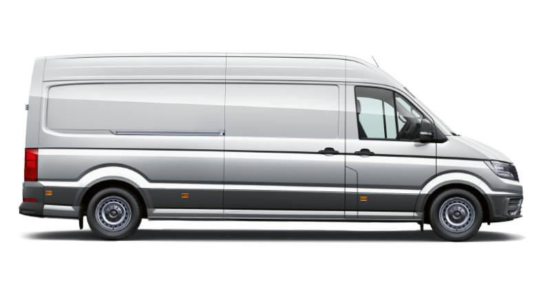 Crafter Van LWB TDI340 6 Speed Auto