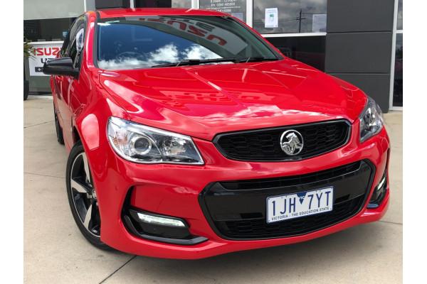 2016 Holden Commodore VF II MY16 SV6 Wagon Image 2