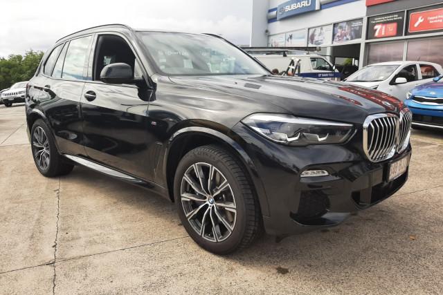 2020 BMW X5 G05 xDrive25d Suv Image 3