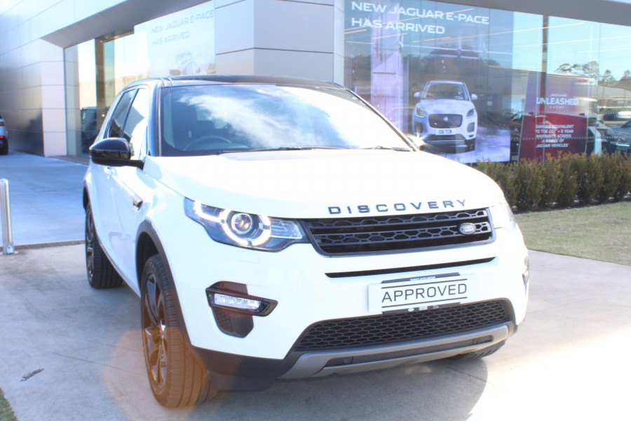 2017 Land Rover Discovery Sport L550 17MY TD4 180 Suv Image 1