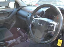 2016 MY15 Isuzu Ute D-MAX SX Cab chassis - single cab