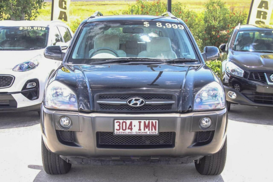 2004 Hyundai Tucson Elite Suv Image 3