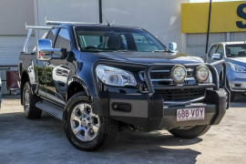 Holden Colorado LTZ (4x4) RG MY15