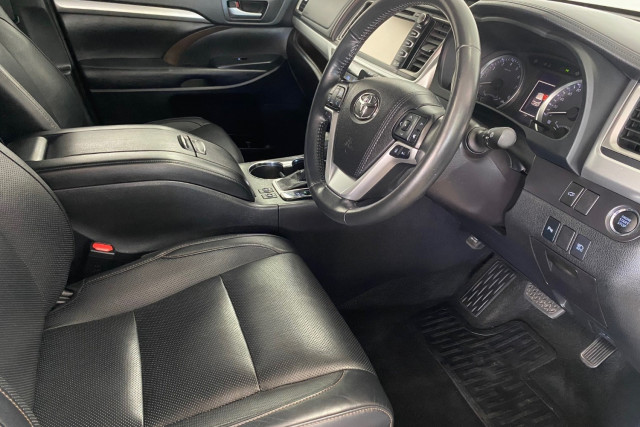 2018 Toyota Kluger GSU55R GXL AWD Suv Image 5