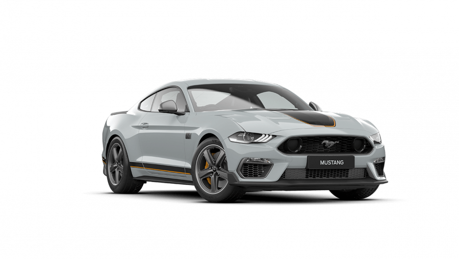 2021 Ford Mustang FN Mach 1 Coupe image 1
