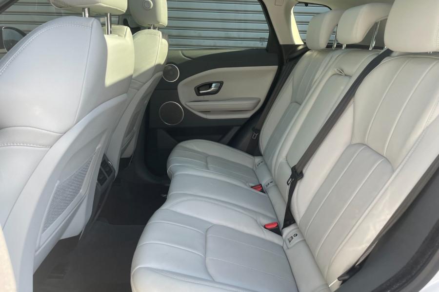 2017 Land Rover Range Rover Evo SE