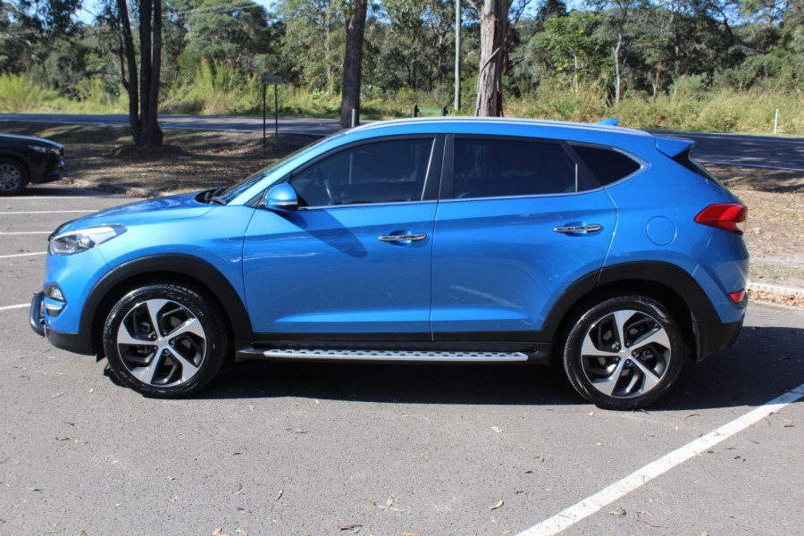 2016 Hyundai Tucson Elite Image 5