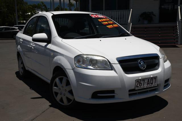 2007 Holden Barina TK MY07 Sedan Image 1
