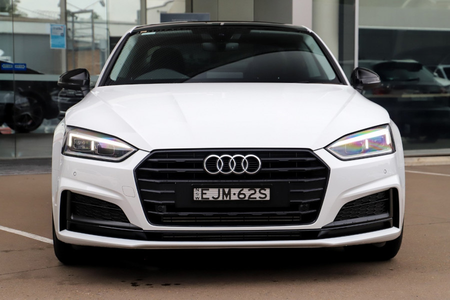 2020 Audi A5 Coupe A5 Coupe