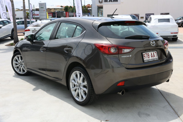 2014 Mazda 3 BM Series SP25 Hatch Hatch