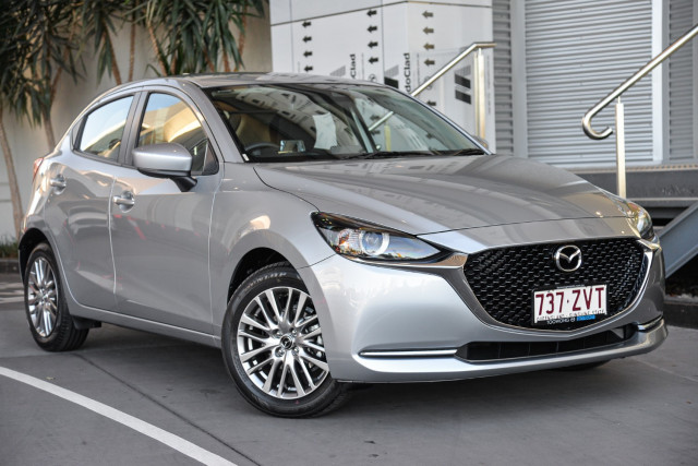 2020 Mazda 2 DJ Series G15 Evolve Hatch