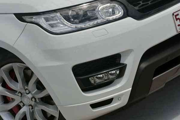 2015 MY16 Land Rover Range Rover Sport L494 16MY V8SC Suv Image 2