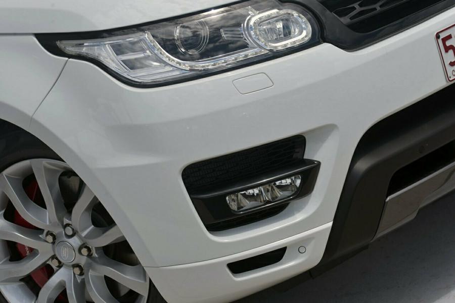 2015 MY16 Land Rover Range Rover Sport L494 16MY V8SC Suv Image 2
