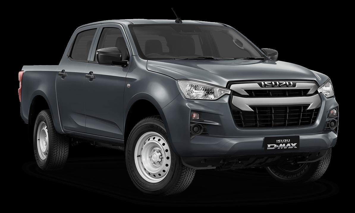 2020 MY21 Isuzu UTE D-MAX RG SX 4x2 Crew Cab Ute Utility