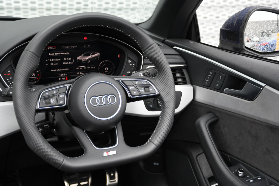 2019 Audi A5 F5 MY19 45 TFSI Cabriolet Image 9