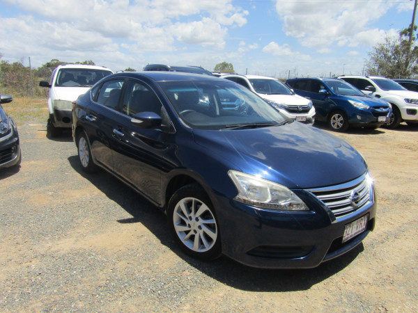 2014 Nissan Pulsar B17 SERIES 2 ST Sedan