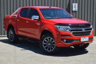 Holden Colorado LTZ RG MY17