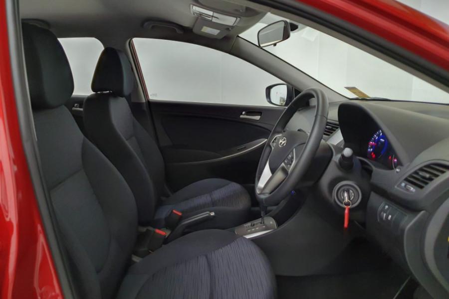 2019 Hyundai Accent RB6 Sport Hatch