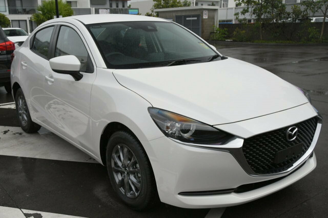 2021 MY20 Mazda 2 DL Series G15 Pure Sedan Sedan