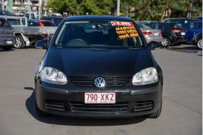 2007 Volkswagen Golf V MY08 Comfortline Hatchback Image 2