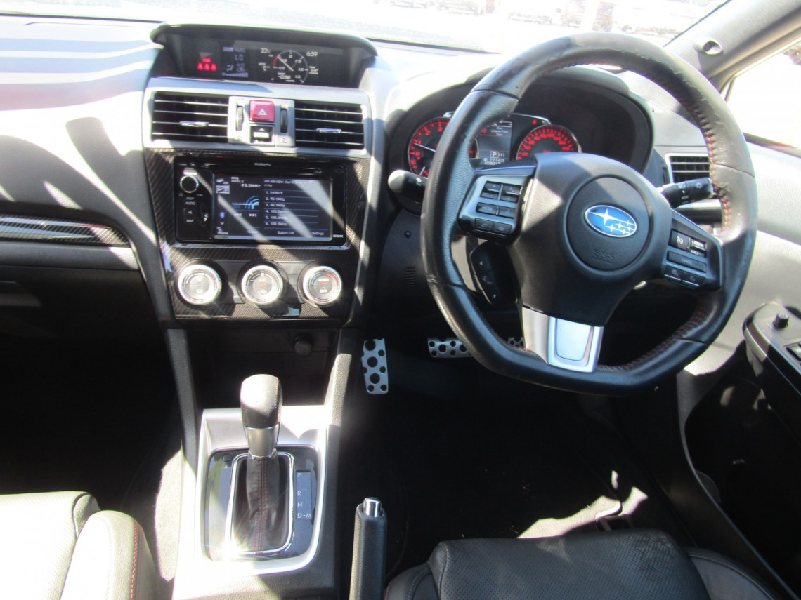 2014 MY15 Subaru WRX V1 MY15 PREMIUM Sedan Image 17