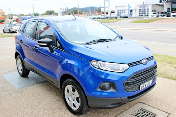 2015 Ford EcoSport BK Ambiente Suv Image 4