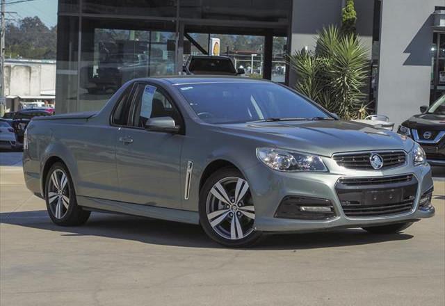 2014 Holden Ute VF MY14 SV6 Utility