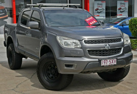 Holden Colorado LX Crew Cab RG MY13