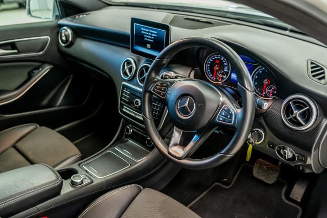 2018 MY58 Mercedes-Benz A-class W176 808+ A180 Hatchback Image 15