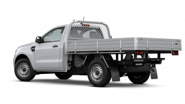 2020 MY21.25 Ford Ranger PX MkIII XL Low-Rider Single Cab Chassis Utility image 6