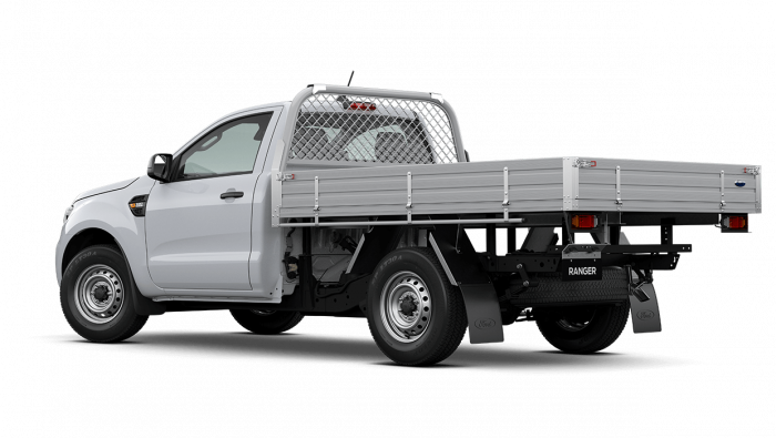 2020 MY20.75 Ford Ranger PX MkIII XL Low-Rider Single Cab Chassis Ute Image 6