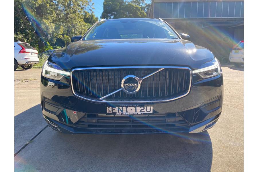 2021 Volvo XC60 UZ T5 Momentum Suv