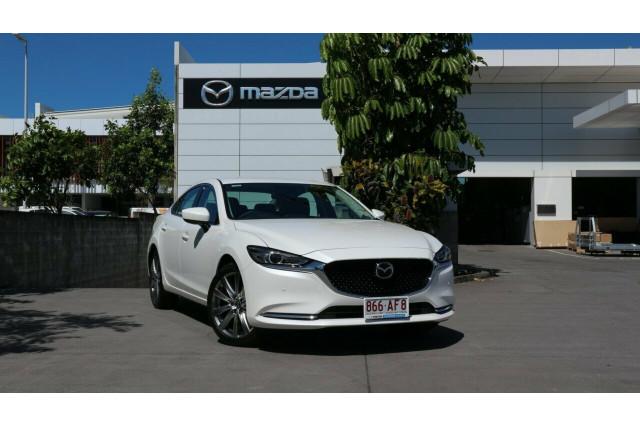 2020 MYil Mazda 6 GL Series GT Sedan Sedan